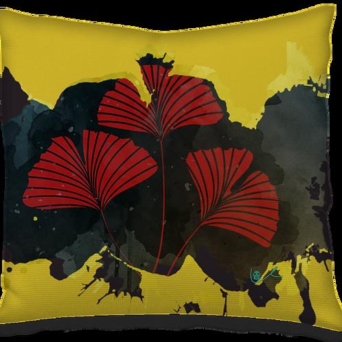 'Gingko Leaves' Pillow