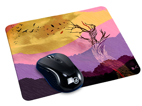 'Supplication and Freedom' Mousepad