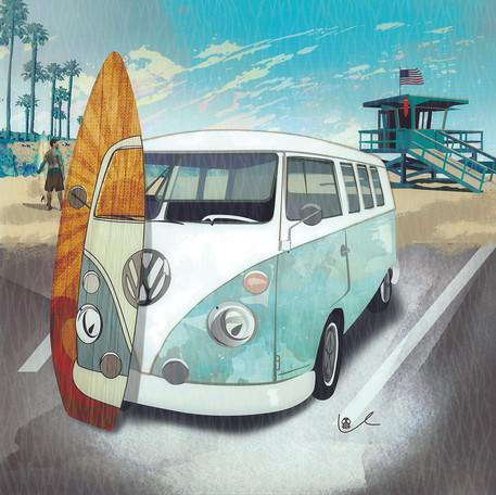 Surf City in Retrograde