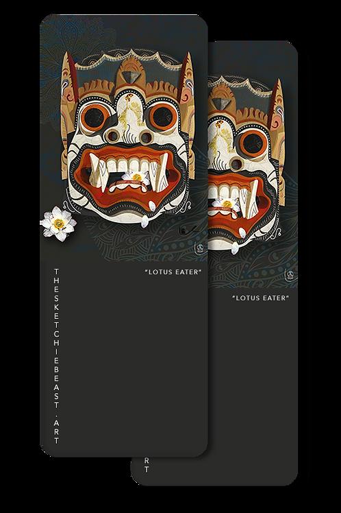 'Lotus Eater' Bookmarks