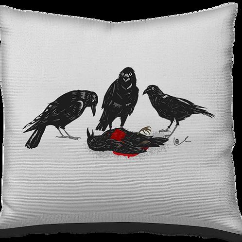 'Murder Within Murder' Pillow