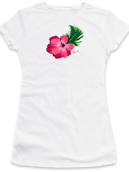 'Tropicale' Womens T-Shirt