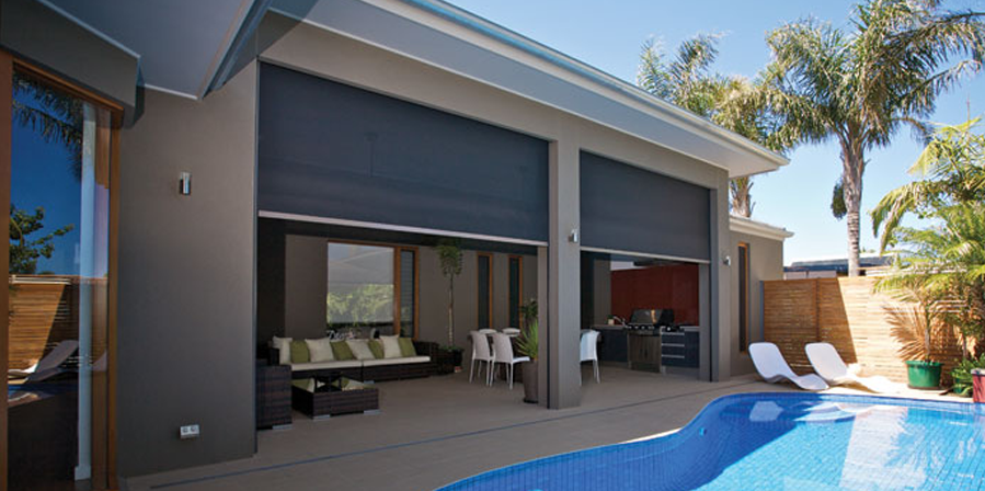 External Awnings | Canvas Blinds - Victory Blinds - Somfy ...