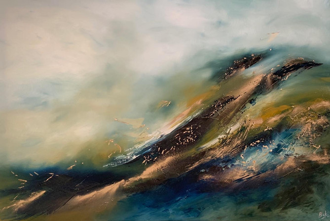 Wave of hope - SOLD