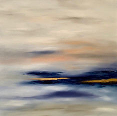 Evening skies - SOLD