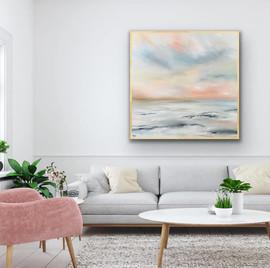 Seascape - commissioned artwork