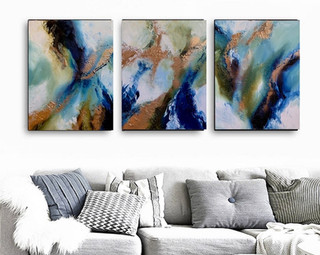 Sold artwork on oils