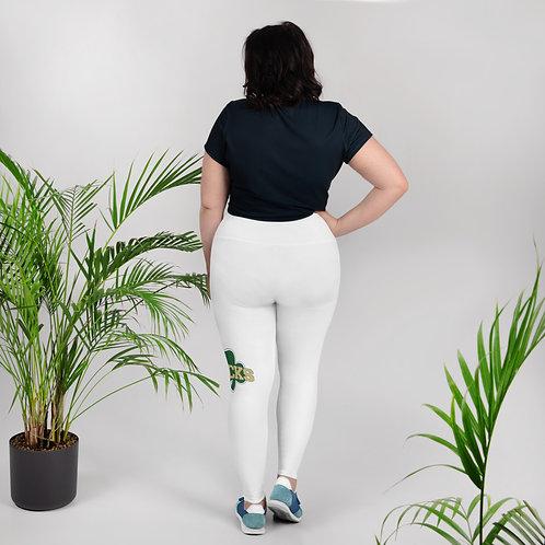 Shamrock Plus Size Leggings