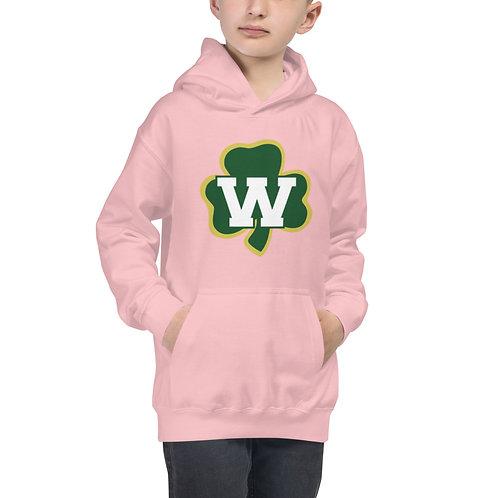 """Kids """"W"""" Hoodie"""