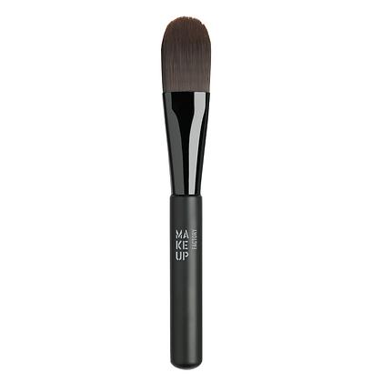 Кисть для тонального крема Foundation Brush от Make Up Factory