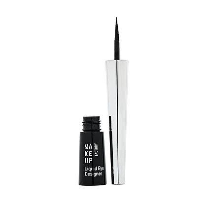 Жидкая черная подводка для глаз Liquid Eye Designer