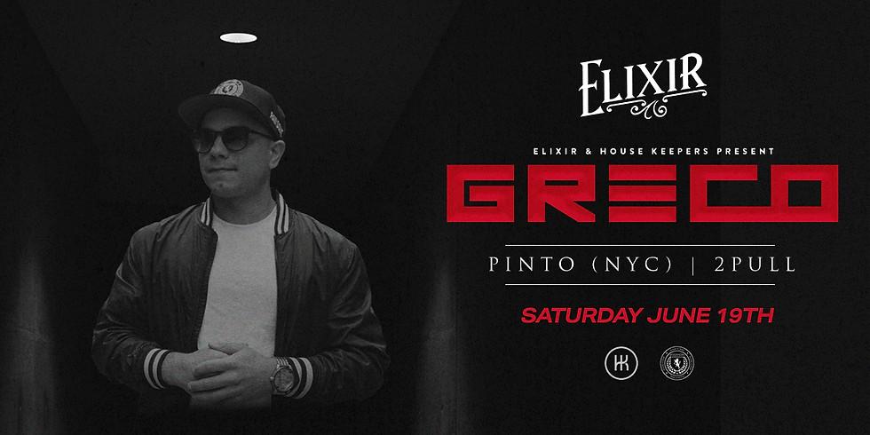 Greco @ Elixir