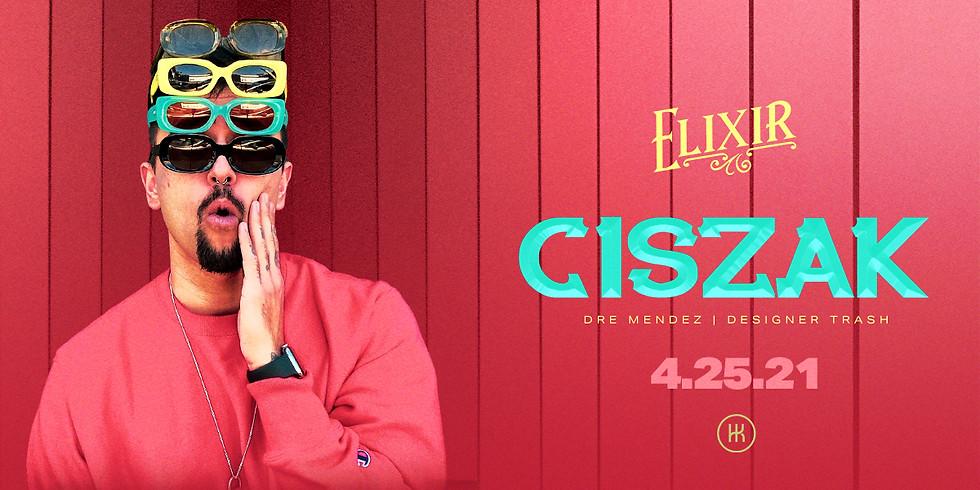 Ciszak @ Elixir