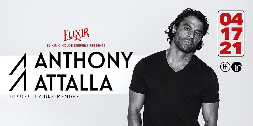 Anthony Attalla @ Elixir