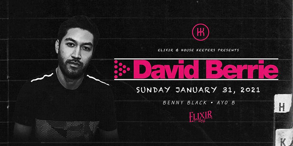 David Berrie @ Elixir Orlando