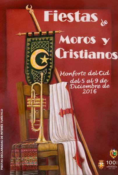 Fiestas Moros y Cristianos