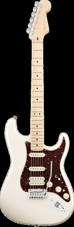 American Fender Strat Deluxe 2007