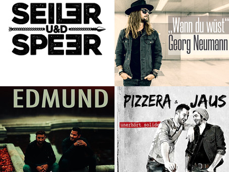 AustroPop / Rock Playlist on Spotify