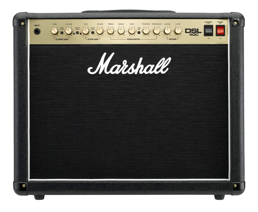 Marshall DSL40 (Triode Switch)