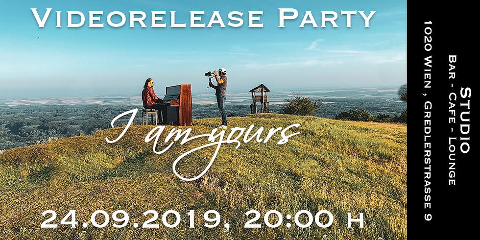 VideoRelease Party - I am Yours