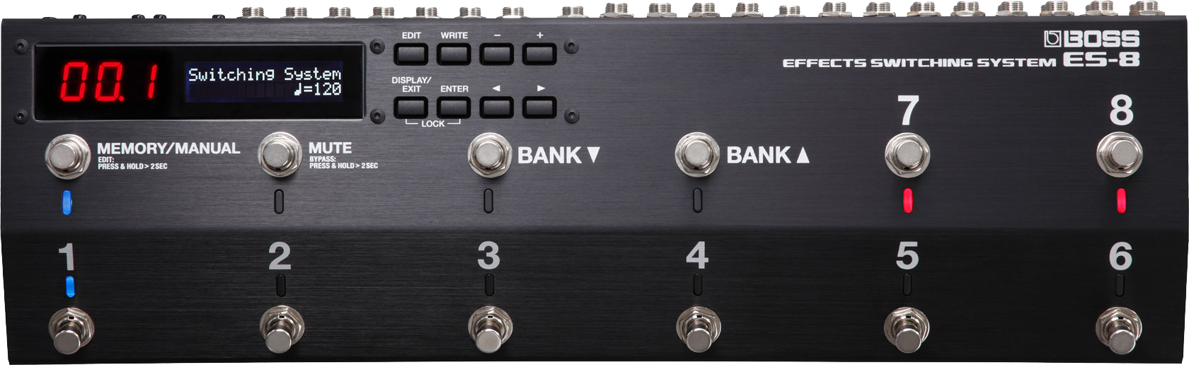 boss-es 8 switch