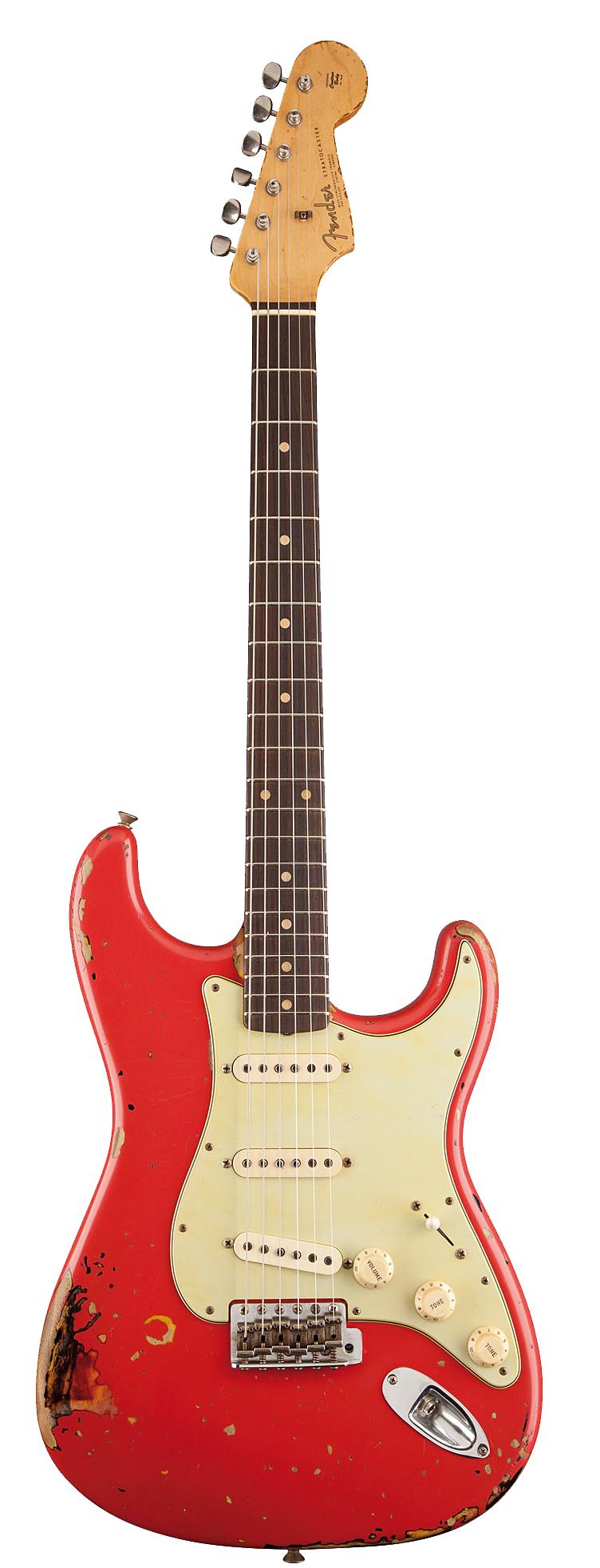American Fender Custom Strat 63