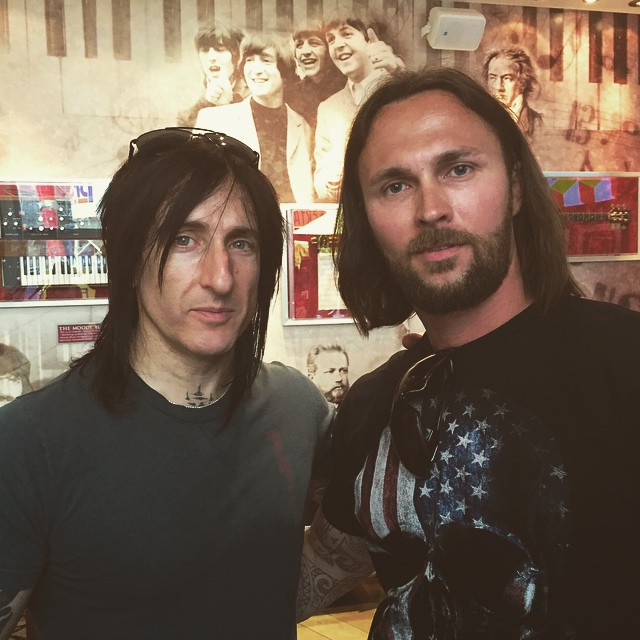 Richard Fortus, Georg Neumann, Wien