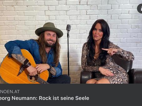 """Georg Neumann zu Gast bei Martina Reuter - """"FASHIONTALK"""" ganz persönlich!"""