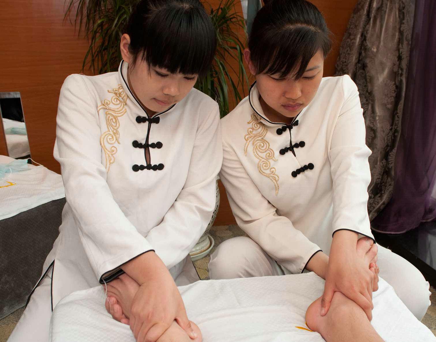 4 Hand Massage 60min