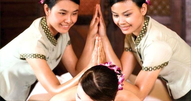 4 Hand Massage 90min.
