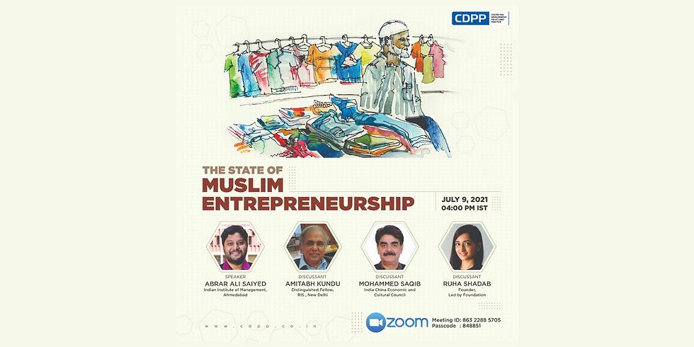 The State of Muslim Entrepreneurship