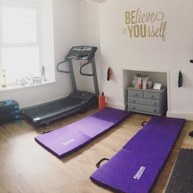 Cardio _ Stretch Room