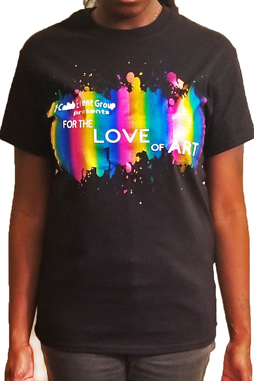 For the Love of Art-TShirt