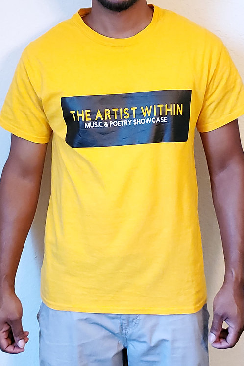 The Artist Within T-Shirt
