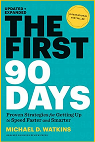 This book is about making an impactful start in a new job or role or assignment.