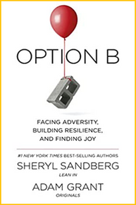 This book is about facing adversity, building resilience and finding joy.