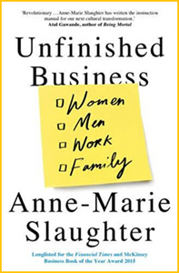 This book is about being a leader at work and a fully engaged parent at home.