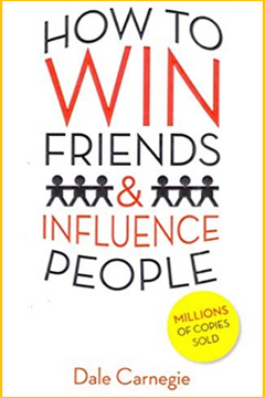 This book is about how to influence those around you.