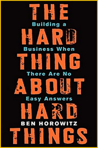 This book is about building a business when there are no easy answers.