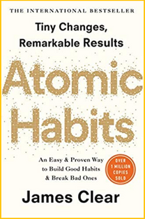 This book is about building good habits and breaking bad ones.