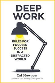 This book is about the rules for focussed success in a distracted world.