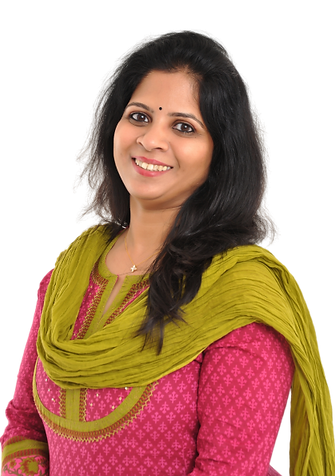 Leadership and executive coach Subha Chandrasekaran