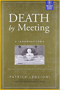 This book is about how to make meetings great again!