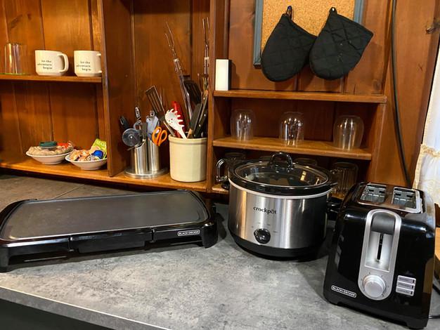 The Stargazer - Kitchen Essentials - Gri