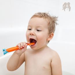 Cuidados com a saúde oral nos primeiros
