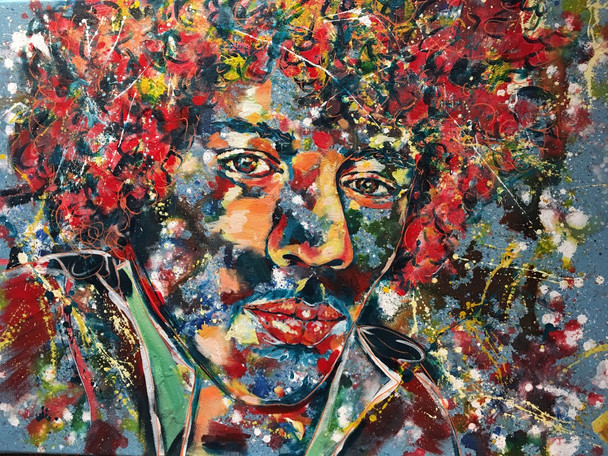 "Jimmy | 30"" x 40"" 