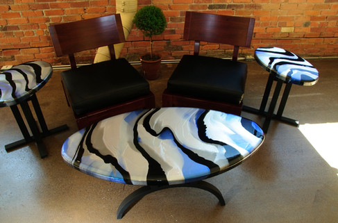 Custom Made Table Set