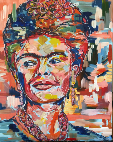 "Frida | 14"" x 18"" 