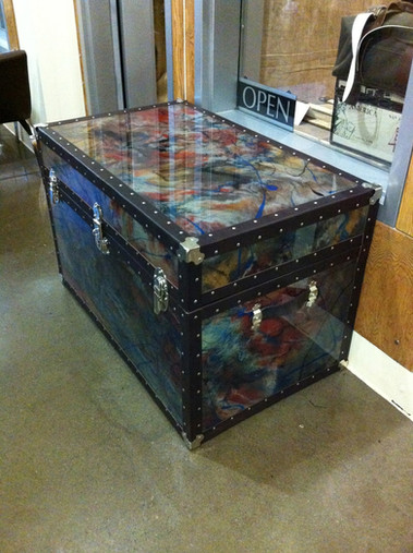 Custom Made Trunk
