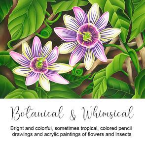 Botanical & Whimsical